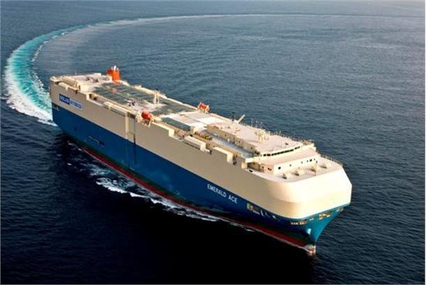 آمادهسازی کشتیها برای حذف آلایندههای کربنی